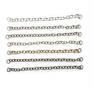 """Picture of Connector Chain 12"""" - Antique Silver"""